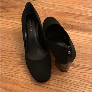 Donald J. Pliner Shoes - Perfect work black high heels size 10
